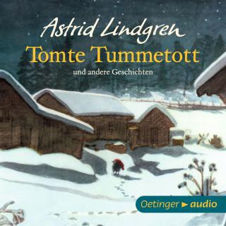 Astrid Lindgren: Tomte Tummetott und andere Geschichten
