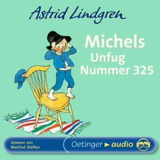 Astrid Lindgren: Michels Unfug Nummer 325