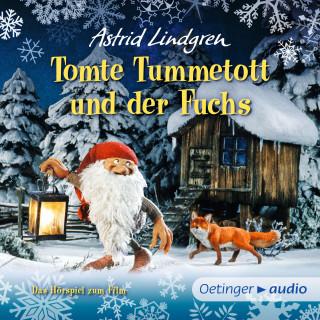 Astrid Lindgren: Tomte Tummetott und der Fuchs - Filmhörspiel