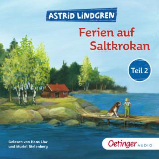 Astrid Lindgren: Ferien auf Saltkrokan (2)