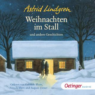 Astrid Lindgren: Weihnachten im Stall und andere Geschichten
