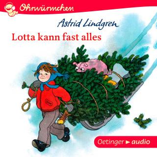 Astrid Lindgren: Lotta kann fast alles