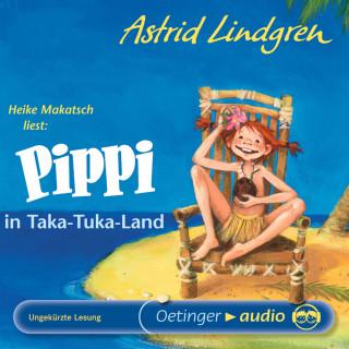 Astrid Lindgren: Pippi in Taka-Tuka-Land