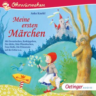 Anke Knefel: OHRWÜRMCHEN Meine ersten Märchen