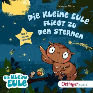 Susanne Weber: Die kleine Eule fliegt zu den Sternen