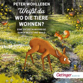 Peter Wohlleben: Weißt du, wo die Tiere wohnen? Eine Entdeckungsreise durch Wiese und Wald