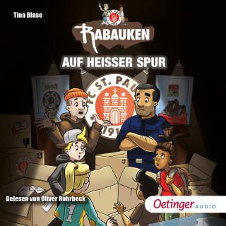 Tina Blase: Die St. Pauli Rabauken 3