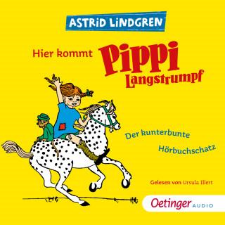 Astrid Lindgren: Hier kommt Pippi Langstrumpf!