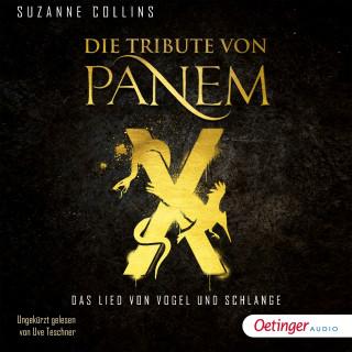Suzanne Collins: Die Tribute von Panem X. Das Lied von Vogel und Schlange
