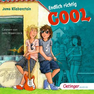 Juma Kliebenstein: Endlich richtig cool!