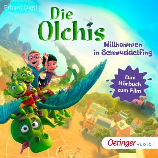 Erhard Dietl: Die Olchis. Willkommen in Schmuddelfing