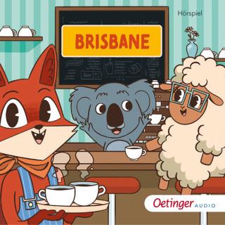 Fox and Sheep: Rund um die Welt mit Fuchs und Schaf. Brisbane (3)