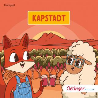 Fox and Sheep: Rund um die Welt mit Fuchs und Schaf. Kapstadt (5)