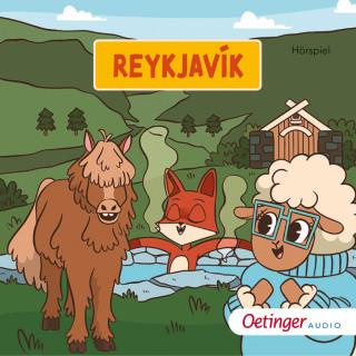 Fox and Sheep: Rund um die Welt mit Fuchs und Schaf. Reykjavík (8)