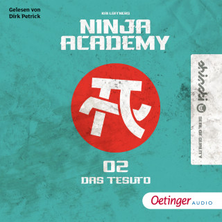Kai Lüftner: Ninja-Academy. Das TESUTO