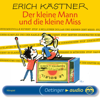Erich Kästner: Der kleine Mann und die kleine Miss