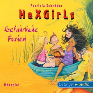 Patricia Schröder: Hexgirls - Gefährliche Ferien