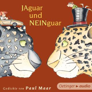 Paul Maar: Jaguar und Neinguar. Gedichte von Paul Maar