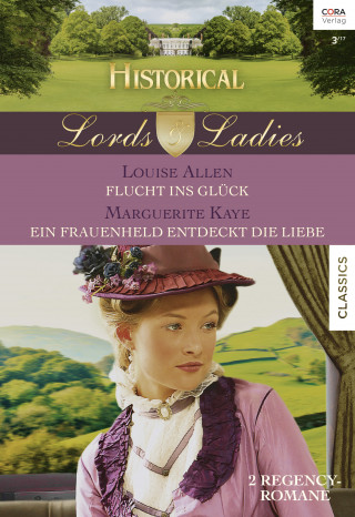 Marguerite Kaye, Louise Allen: Historical Lords & Ladies Band 61