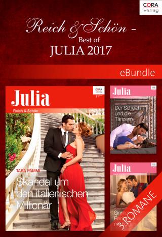 Natalie Anderson, Abby Green, Tara Pammi: Reich & Schön - Best of Julia 2017