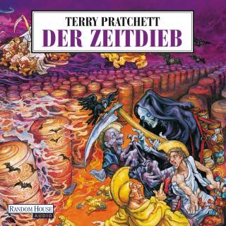 Terry Pratchett: Der Zeitdieb