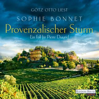 Sophie Bonnet: Provenzalischer Sturm