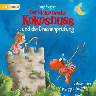 Ingo Siegner: Der kleine Drache Kokosnuss und die Drachenprüfung