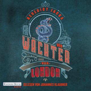 Benedict Jacka: Der Wächter von London