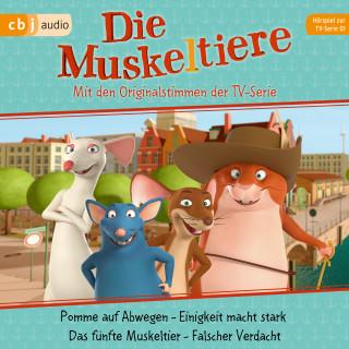 Ute Krause: Die Muskeltiere – Hörspiel zur TV-Serie 01