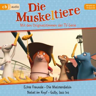 Ute Krause: Die Muskeltiere – Hörspiel zur TV-Serie 02