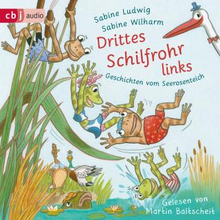 Sabine Ludwig: Drittes Schilfrohr links - Geschichten vom Seerosenteich