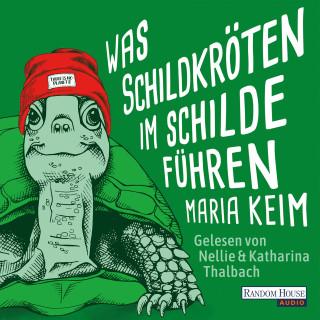 Maria Keim: Was Schildkröten im Schilde führen