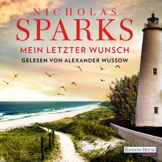 Nicholas Sparks: Mein letzter Wunsch
