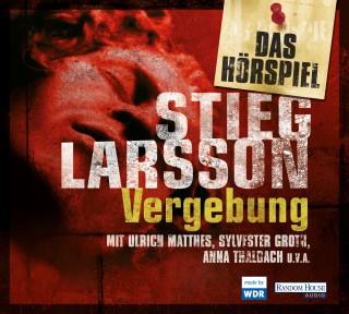 Stieg Larsson: Vergebung