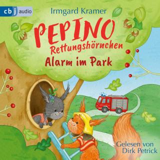 Irmgard Kramer: Pepino Rettungshörnchen - Alarm im Park