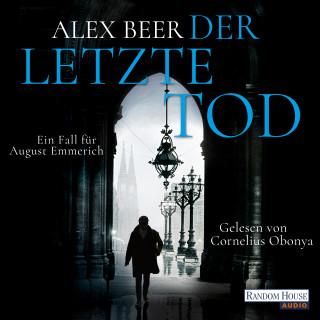 Alex Beer: Der letzte Tod