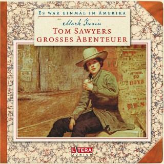 Mark Twain, Stefan Heym, Hanus Burger: Tom Sawyers großes Abenteuer
