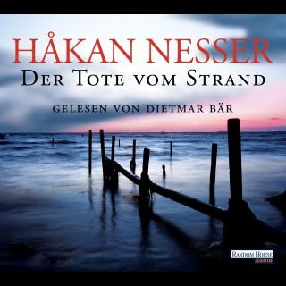 Håkan Nesser: Der Tote vom Strand