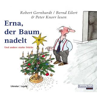 Robert Gernhardt: Erna, der Baum nadelt