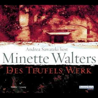 Minette Walters: Des Teufels Werk