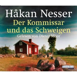 Håkan Nesser: Der Kommissar und das Schweigen