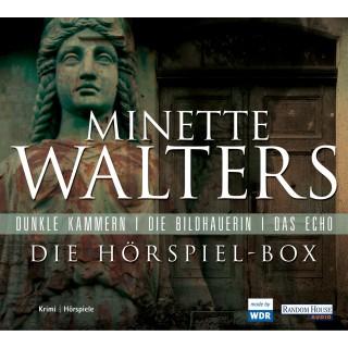 Minette Walters: Die Bildhauerin