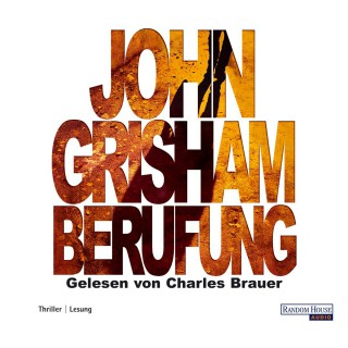 John Grisham: Berufung