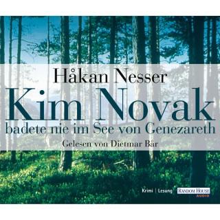 Håkan Nesser: Kim Novak badete nie im See von Genezareth