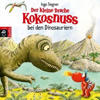 Ingo Siegner: Der kleine Drache Kokosnuss bei den Dinosauriern