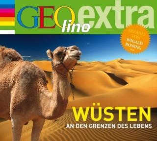Martin Nusch: Wüsten - An den Grenzen des Lebens
