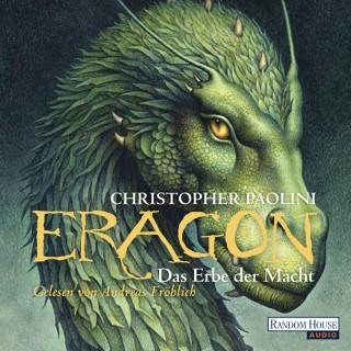 Christopher Paolini: Eragon - Das Erbe der Macht