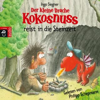 Ingo Siegner: Der kleine Drache Kokosnuss reist in die Steinzeit