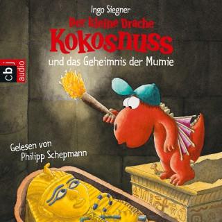 Ingo Siegner: Der kleine Drache Kokosnuss und das Geheimnis der Mumie