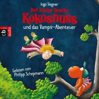 Ingo Siegner: Der kleine Drache Kokosnuss und das Vampir-Abenteuer
